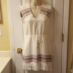 Dolce Vita drawstring dress